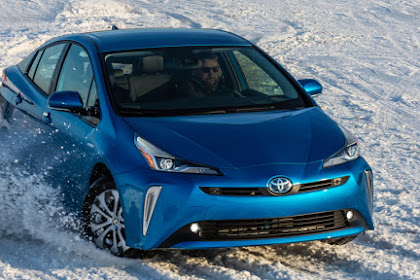 2019 Toyota Prius AWD-e First Drive Audit | Welcome to the Snow Belt
