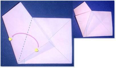 Cara Membuat Bunga Sakura dari Kertas Origami