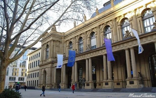 Francoforte, Borsa dei Valori