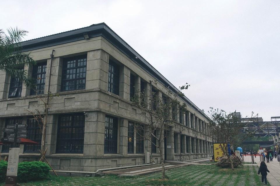 旧煙草製造工場