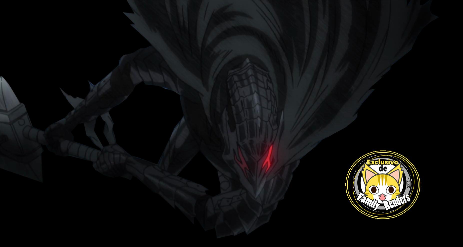 render Guts (Berserker Armor)