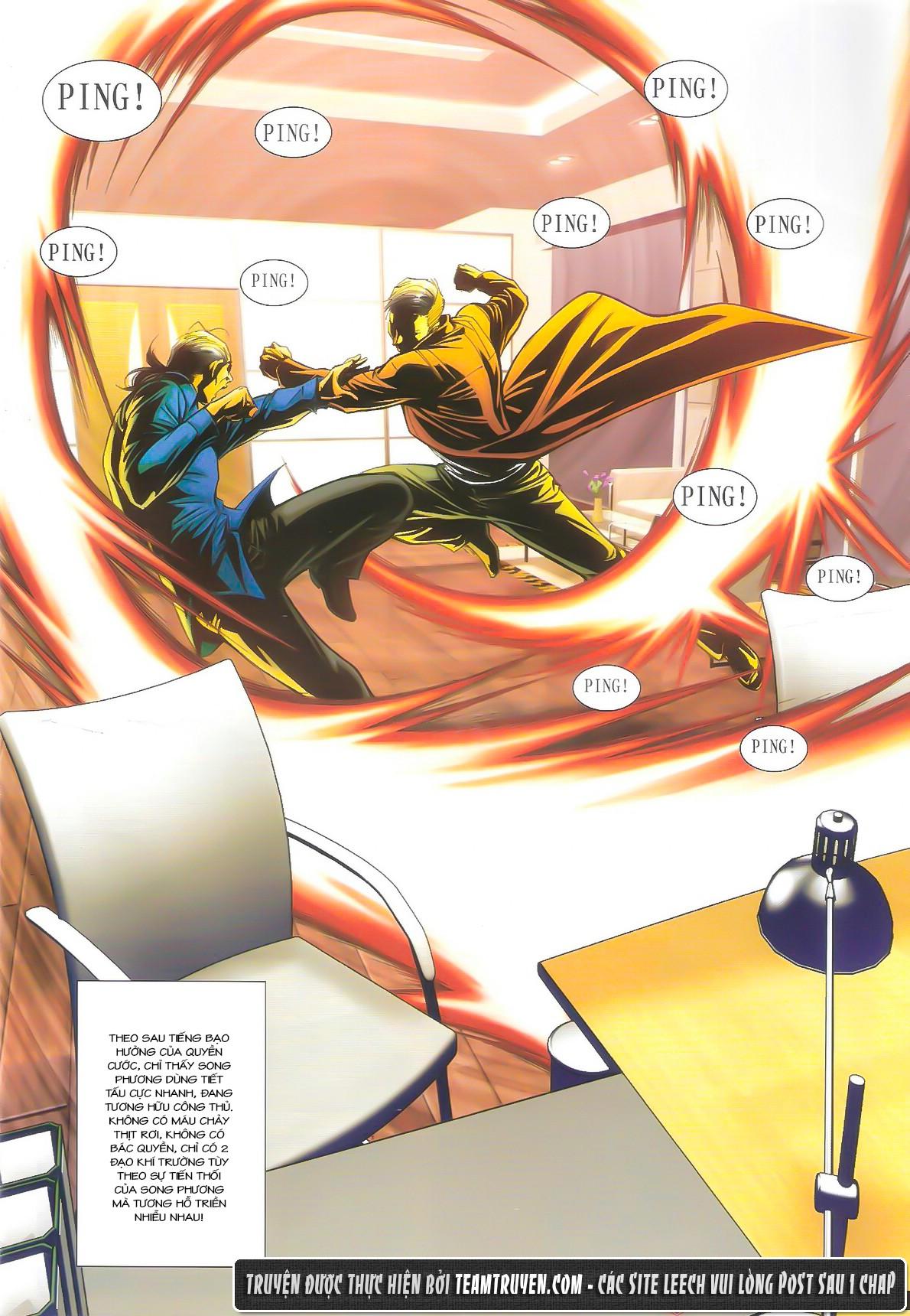 Người Trong Giang Hồ chapter 1612: thần nhân tương ngộ trang 10
