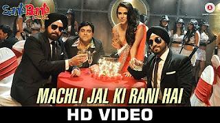 Machli Jal Ki Rani Hai – Santa Banta Pvt Ltd _ Sonu Nigam & Vikas Bhalla _ Boman Irani & Vir Das