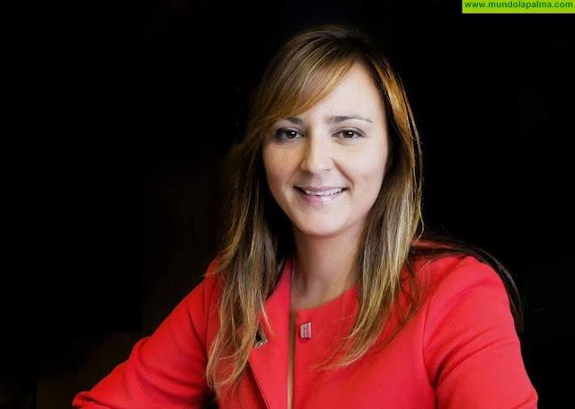 Nieves Lady Barreto pide a la consejera Alicia Vanoostende que convoque las ayudas por el temporal de febrero que arrasó con cultivos en zonas de la Isla