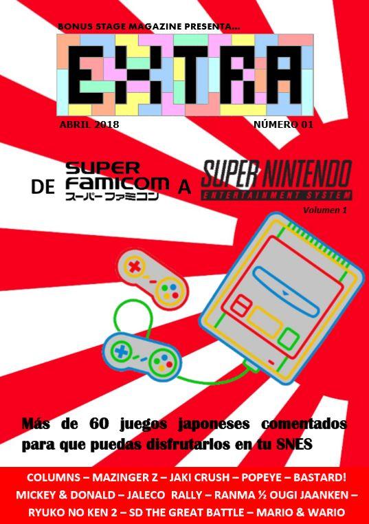 Bonus Stage Magazine Extra #01 De Super Famicom a SNES (E1)