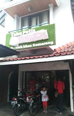 Tahu Petis Yudhistira Semarang