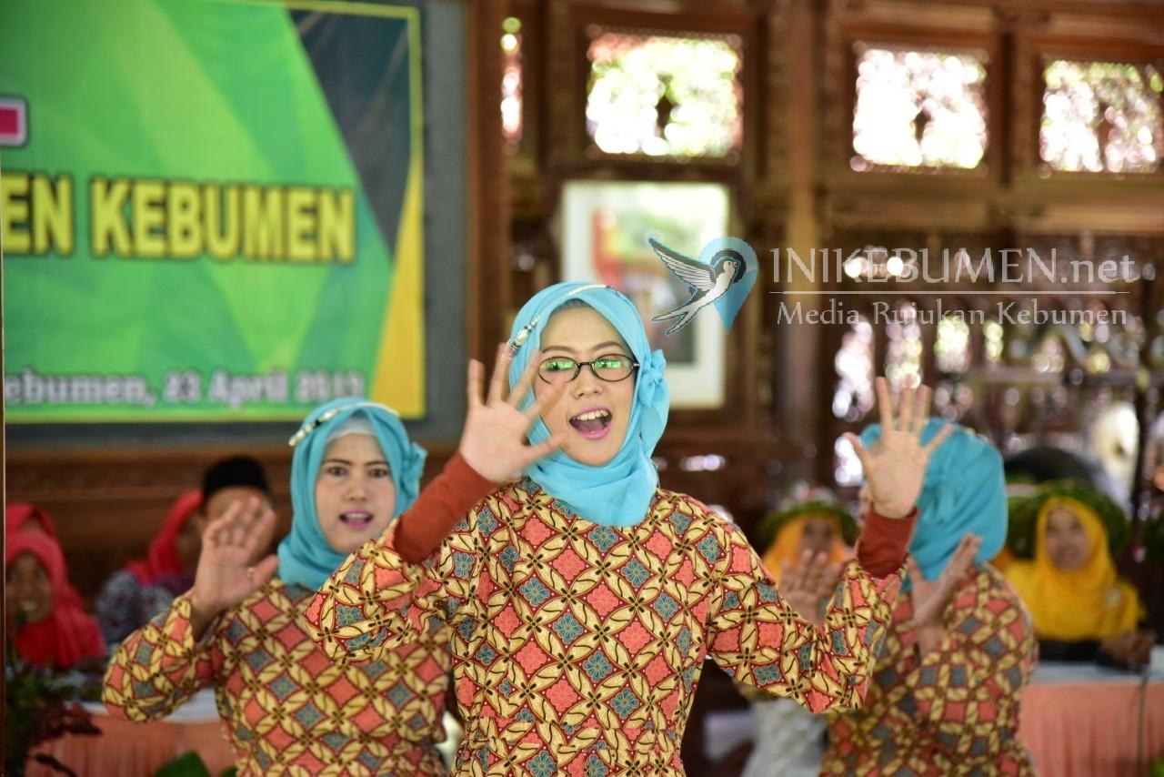 Juara Kadarkum Tingkat Kabupaten, Kecamatan Buayan Bakal  Wakili Kebumen di Tingkat Provinsi