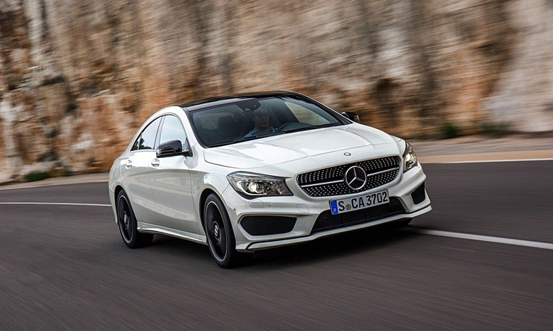2014 Mercedes-Benz CLA250 Review