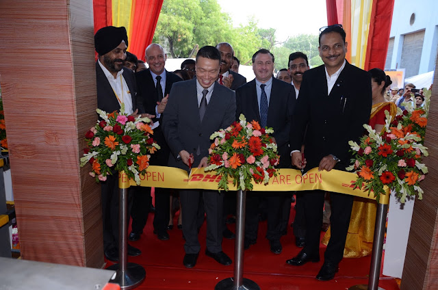 DHL Express inaugurates its expanded Delhi Gateway, doubling India's export capacity