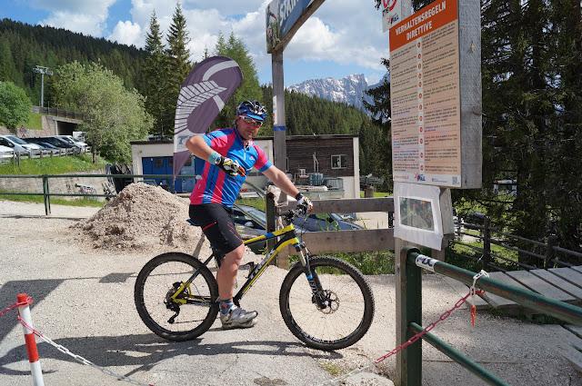 Bikepark Rosadira Bike Festival Carezza Bozen Rosengarten