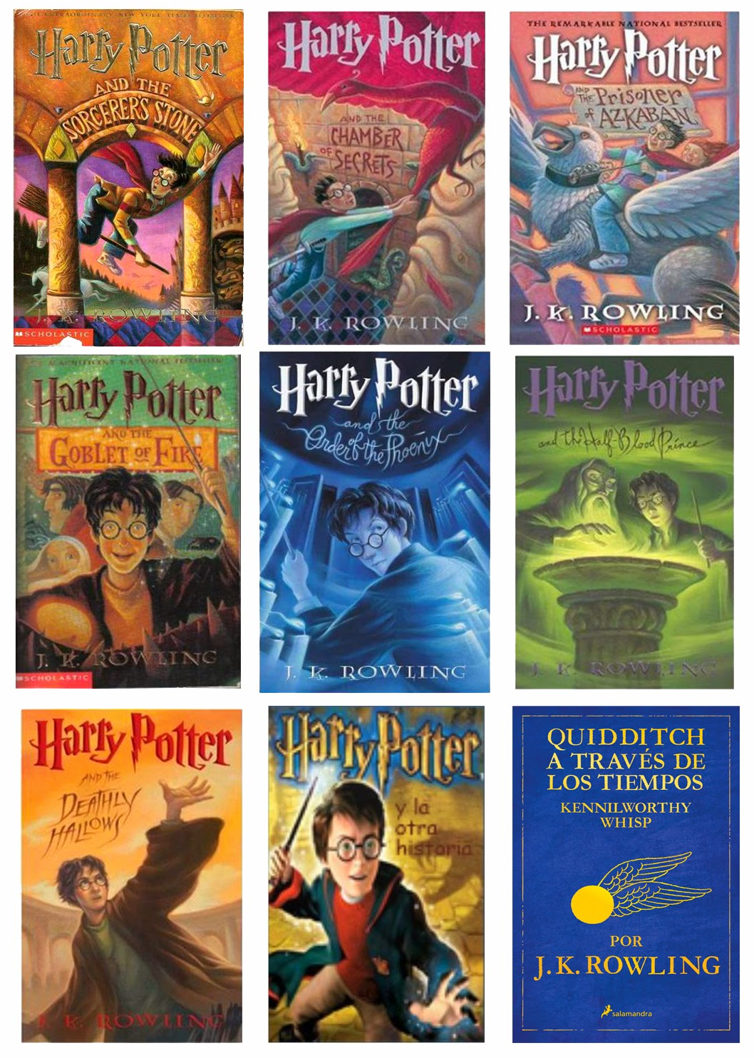 Harry Potter Libros Pdf Libros De Harry Potter Formato Pdf Mega Descargar Gratis