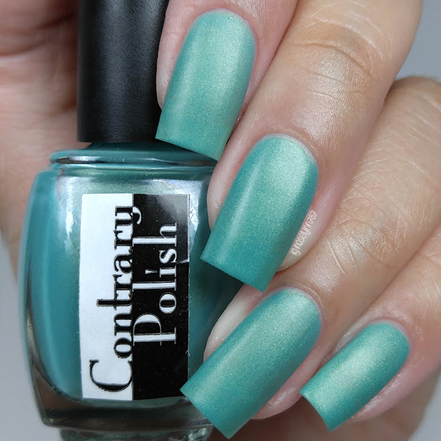 Contrary Polish - Green Apple