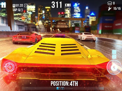 Free Download High Speed Race: Racing Need Apk v1.8 Mod (Unlimited Money) Update Terbaru 2016