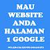 Jasa SEO di JAMIN HALAMAN 1 Google