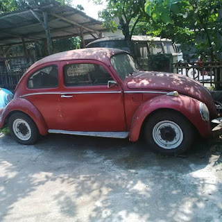 LAPAK MOBIL TUA : Dijual VW Kodok Bello 1961 Surat Lengkap