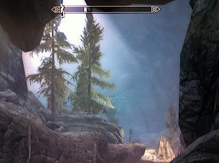 Adventures in Skyrim: Skyrim - Strange occurances at Eldergleam
