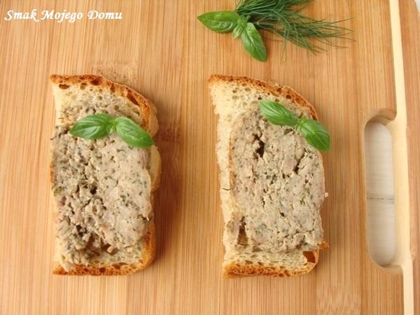 Pieczeń koperkowa do chleba