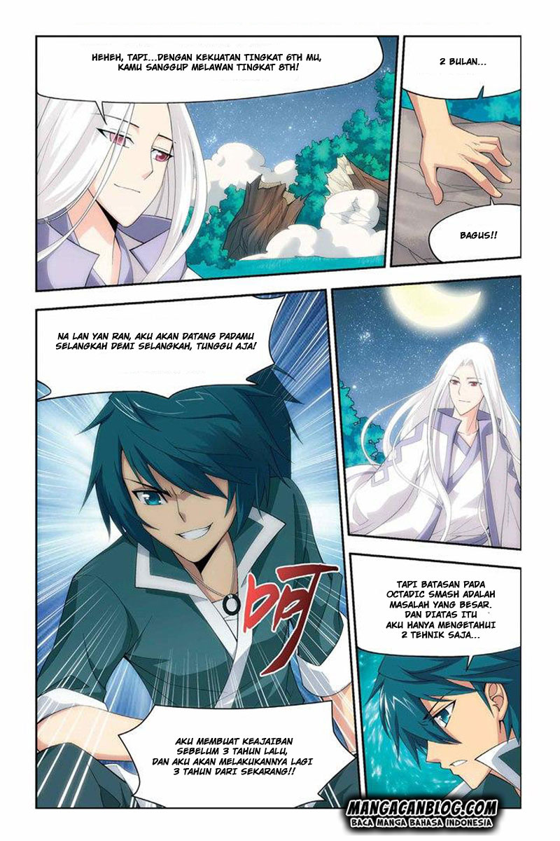 Battle Through Heaven Chapter 09-19