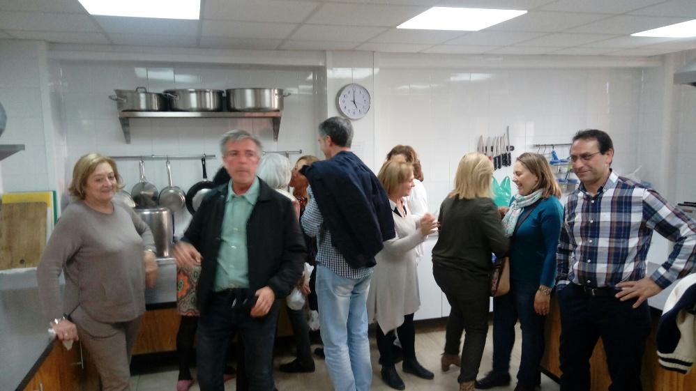 Celebraci n en jerez de la frontera del iv aniversario del for Cocina y alma jerez