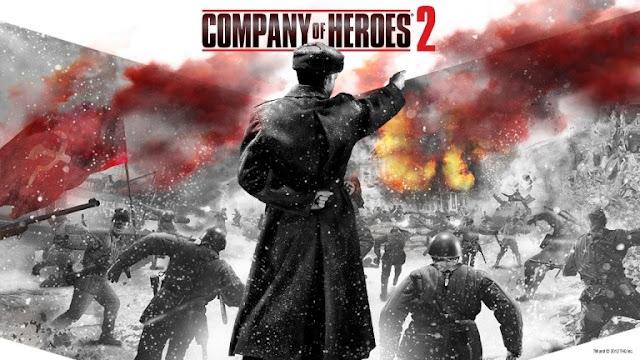 لعبة Company of Heroes 2 متوفرة بالمجان لفترة محدودة على متجر Humble Bundle