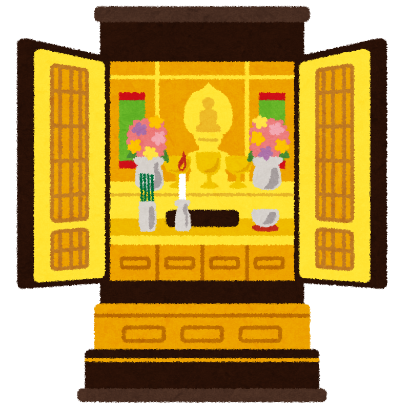 仏壇や位牌の供養整理処分はどうすれば?
