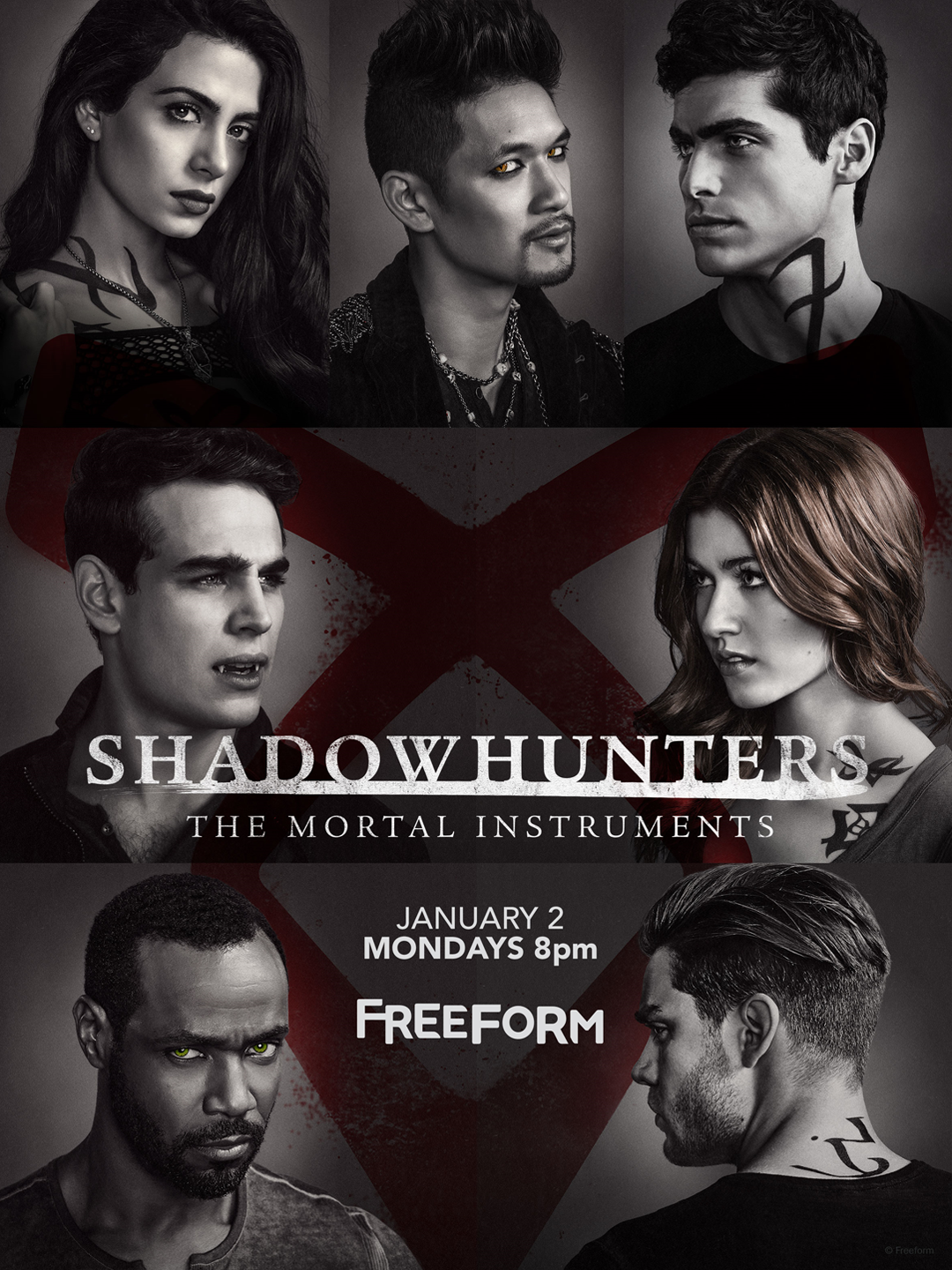 Shadowhunters review list!