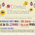 Diwali Dhamaal Offer : Valid Till 30.OCT.2016 - Become Sub ADMIN with FLAT 4.50% Margin on All Recharge Just in Rs.0.00 Only, HelpLine : 9122312280, 8539841122
