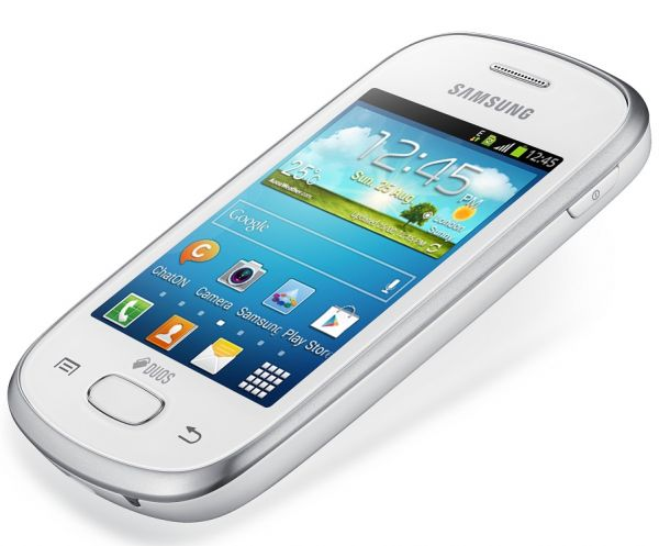 samsung galaxy star s5280 - photo #2