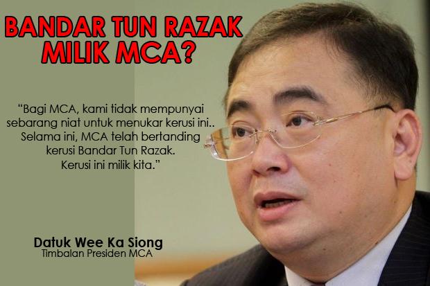 MCA Perlu Buat Kerja, Kurangkan Cakap, Jangan Sakiti UMNO - Redhuan Tee