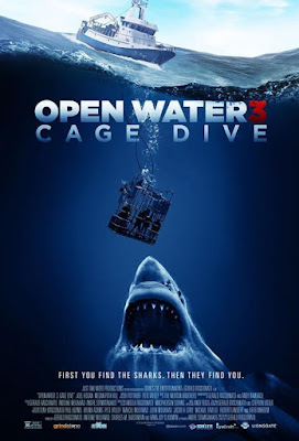 Open Water 3 Cage Dive 2017 DVD R1 NTSC Latino