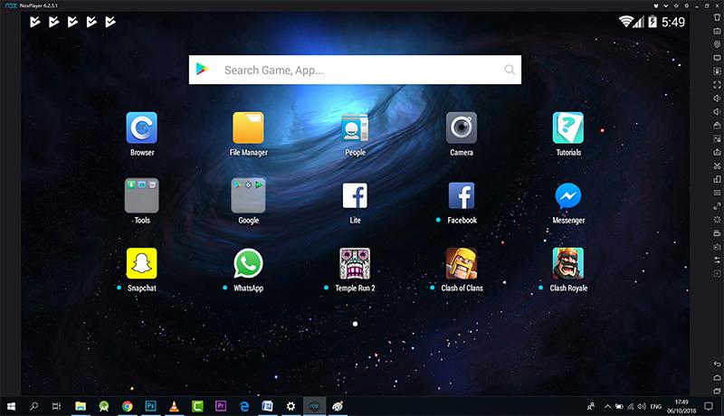 أفضل واخف محاكي اندرويد لتشغيل تطبيقات والعاب الاندرويد على الكمبيوتر