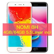 Harga Nomi 8H, Hp Murah Spesifikasi Premium Dengan RAM 4/64GB