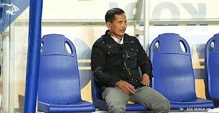 Bukan Pelatih, Djadjang Nurdjaman Jadi Penasihat Malang United