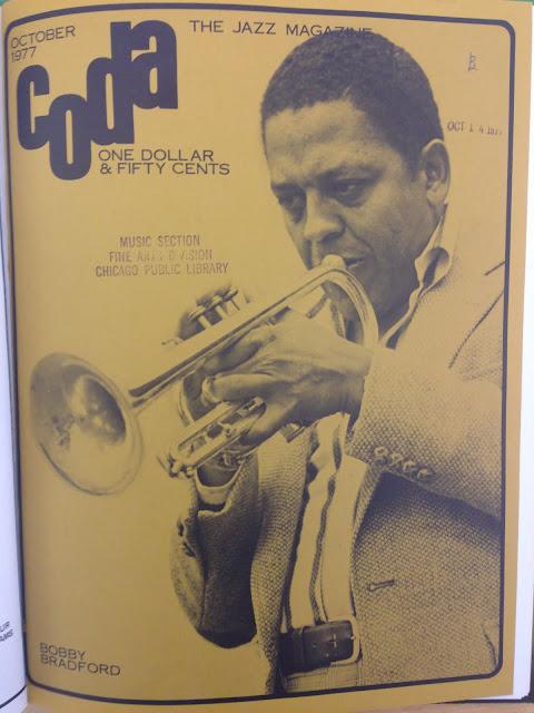 Coda jazz Magazine JUNE 1977 George Lewis free USA shipping