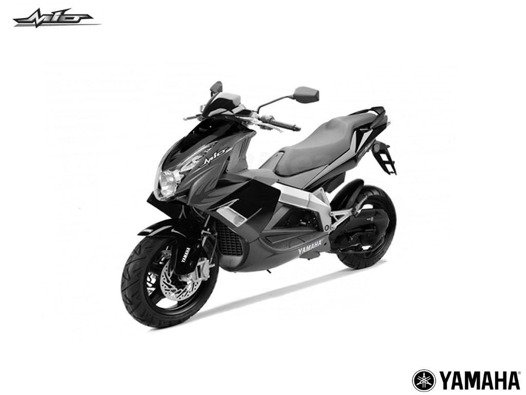 Gambar Motor Yamaha 2012 Terlengkap  Kumpulan Gambar