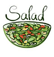 QUICK AND EASY CUCUMBER SALAD