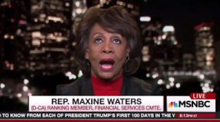 Maxine Waters in 2020--Why Is She In New Hampshire?