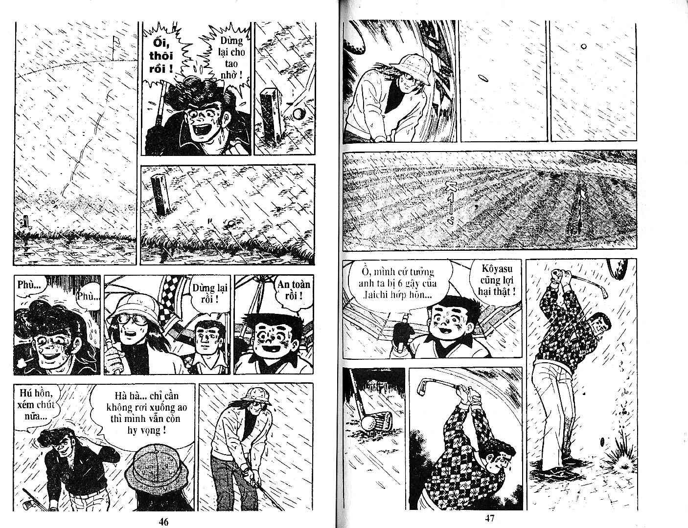 Ashita Tenki ni Naare chapter 27 trang 22