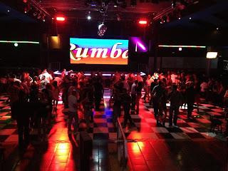 pista de baile rumba discoteca, heredia