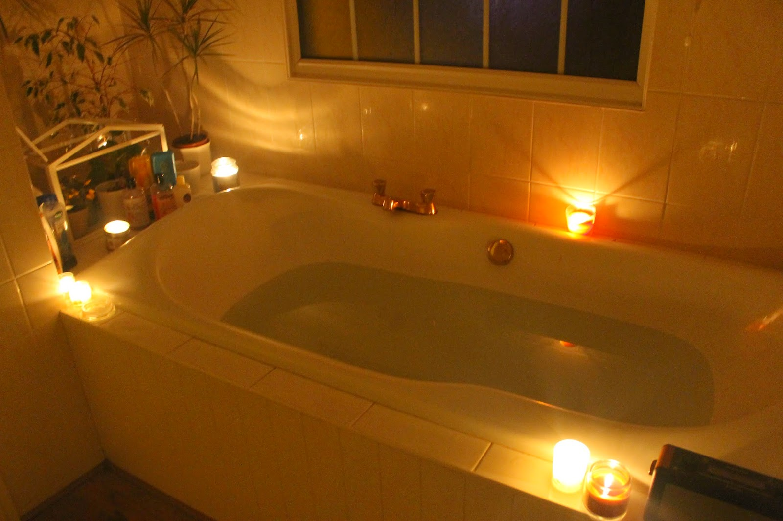 How to relax bath