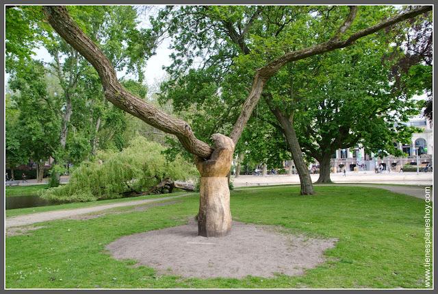 Vondelpark Amsterdam (Países Bajos)