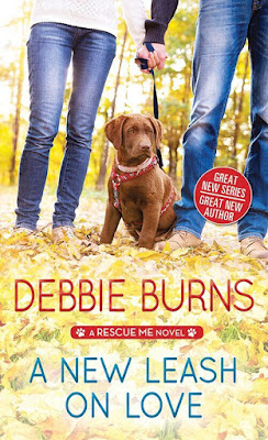 Review, Giveaway, A New Leash on Love, Debbie Burns, Bea's Book Nook