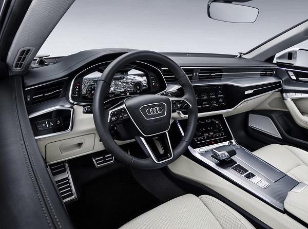 Interior Audi A7 Sportback 2018
