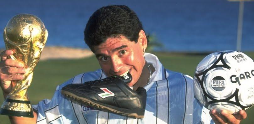 La Serie TV sulla vita di Diego Armando Maradona