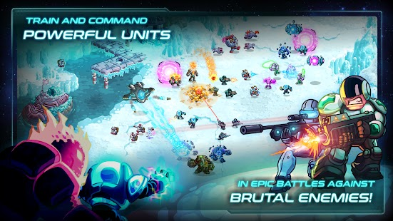 Iron marines Apk Mod+Data Free on Android Game Download