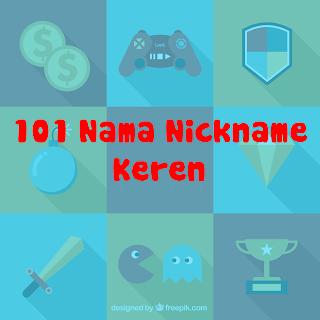 101 Nama Keren Nickname Squad Team Dan Artinya Mobaind