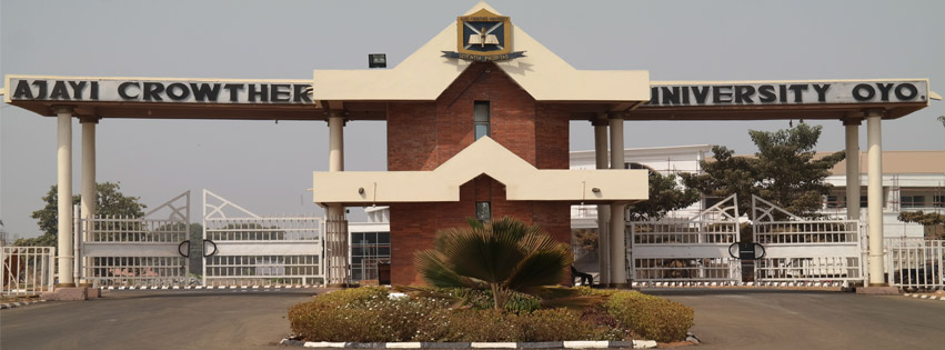 Ajayi Crowther University Undergraduate Admission Form out 2016/2017