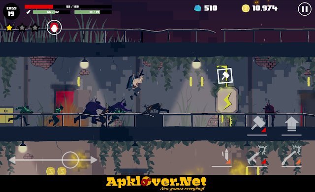 Dead Rain : New zombie virus MOD APK unlimited money