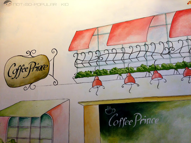 Coffee Place, formerly Coffee Prince,