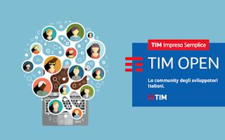 TIM guarda con attenzione agli sviluppatori e Startup